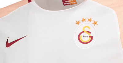 b32384b4b Galatasaray 17-18 Away Kit Released