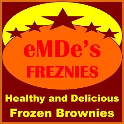 frozen brownies eMDes Freznies