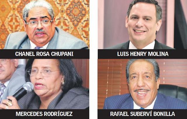 El presidente Medina cambia 49 funcionarios