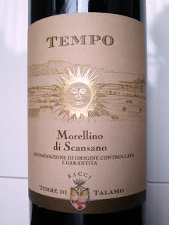 Terre di Talamo Tempo Morellino di Scansano 2012 - DOCG, Tuscany, Italy (90 pts)
