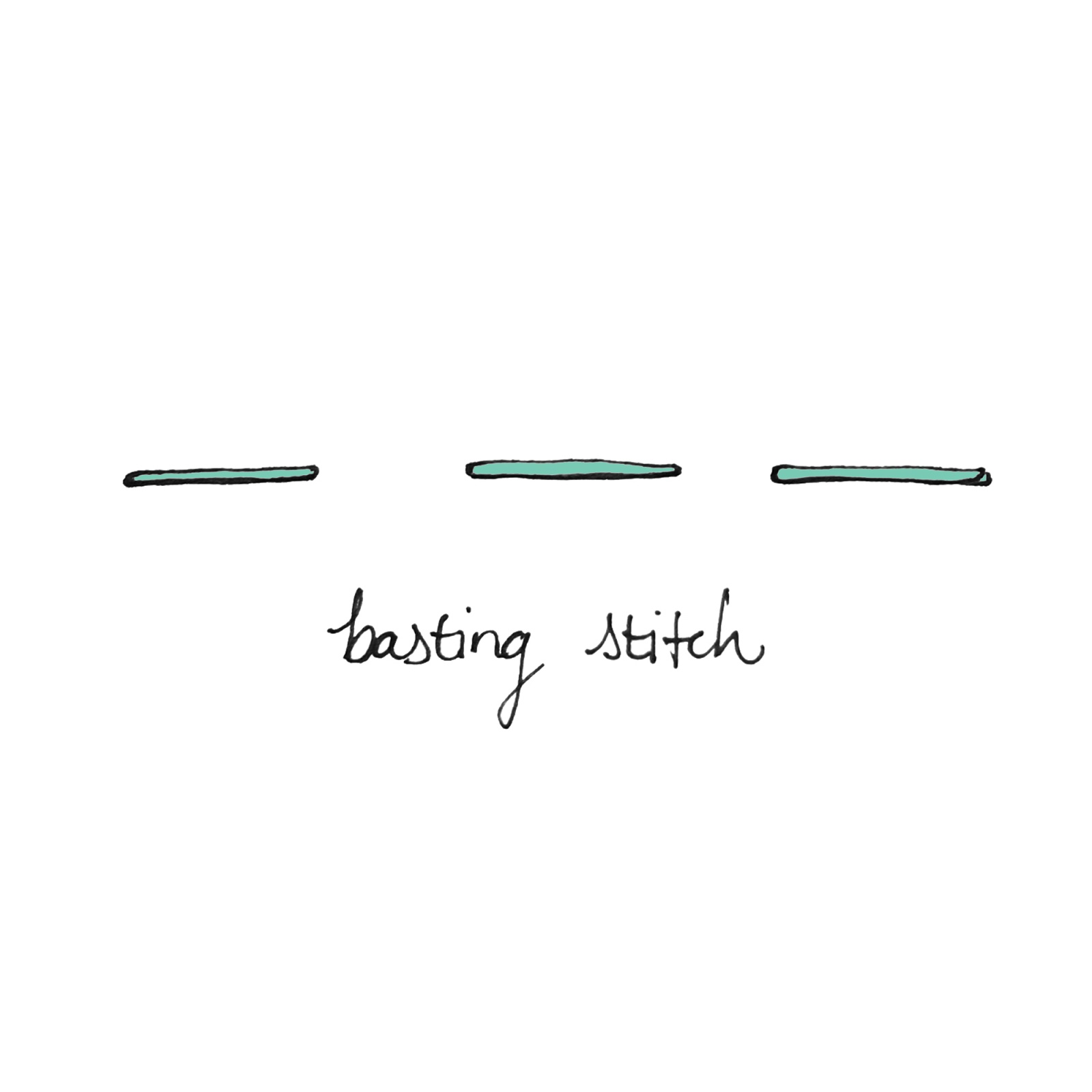 basic hand sewing stitches pdf
