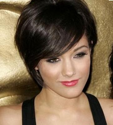 Model rambut pendek wanita remaja