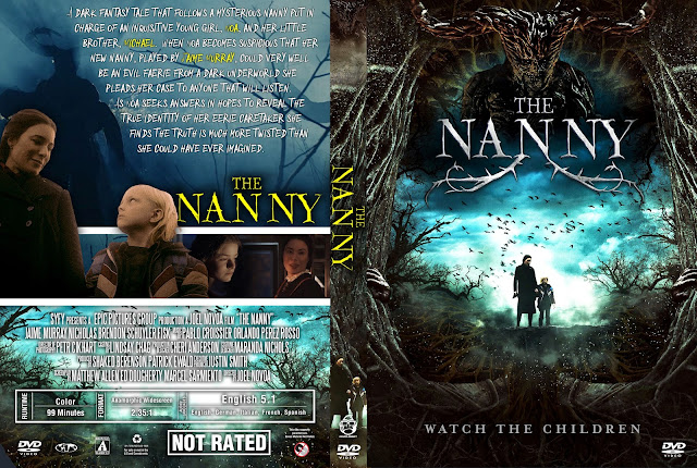 The Nanny DVD Cover