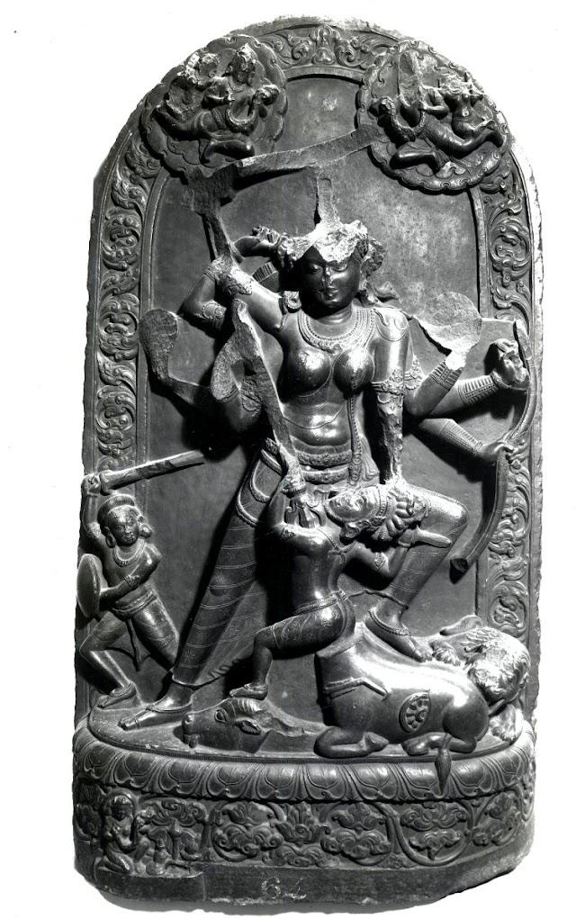 The Cult of Durgā