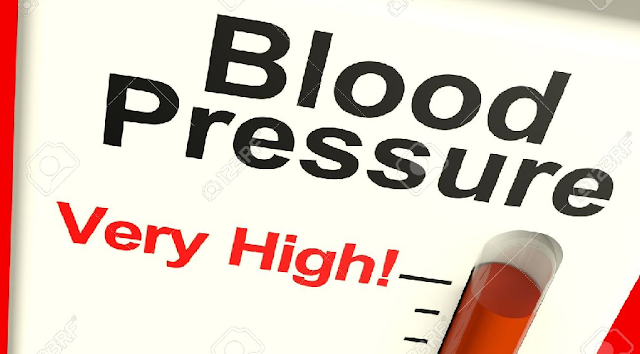 high blood pressure project