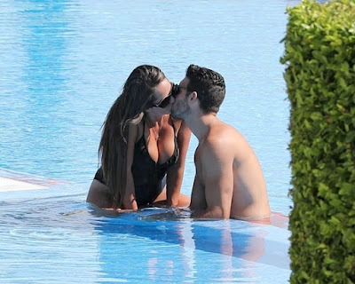 FAMEFLYNET-Exclusive-Karen-Danczuk-And-Her-New-Boyfriend-Pack-On-The-PDA-Poolside-In-Spain (4)