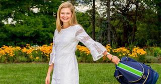 Madeline Falknor, teen entrepreneur founder of Madeline & Co backpacks
