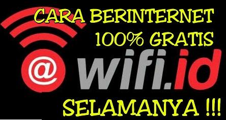 2 Cara Menggunakan Wifi ID di Android yang Mudah Dilakukan
