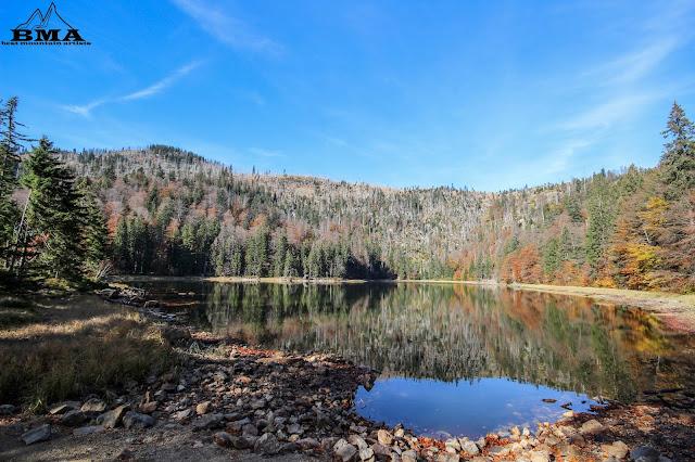 wandern Rachel - Wanderung Nationalpark - Wanderweg Bayerischer Wald - outdoor blog Best Mountain Artists