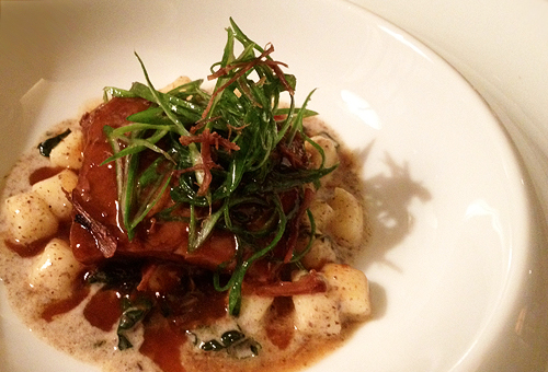 Bouley's beef cheeks