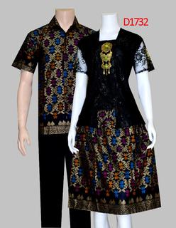 Model Baju Batik Couple Dan Anak