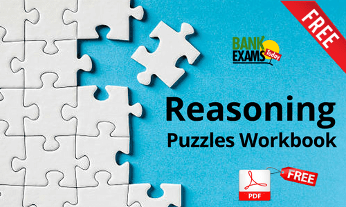 Reasoning puzzles workbook pdf