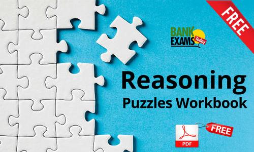 Reasoning puzzles workbook pdf