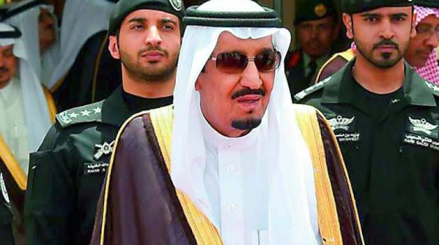 Tidak Ada Agenda Raja Salman Bertemu Habib Rizieq, Mengapa?