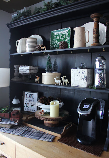 Cozy Winter Decor Ideas- Itsy Bits And Pieces