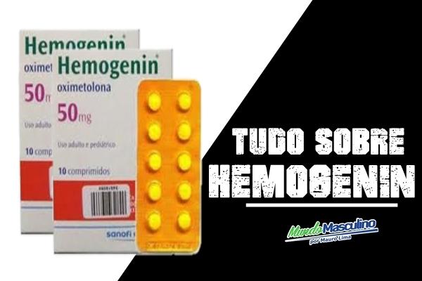 Anabolics #03 Hemogenin o que é?, nomes comercial, prós e contras