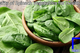 Benefits of Spinach Vegetables for Health