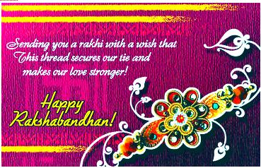 Rakhi greetings cards.