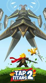 Tap Titans Apk Mod Diamantes Infinito