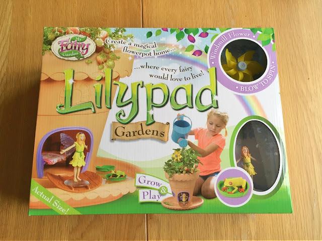 My Fairy Garden LilyPad