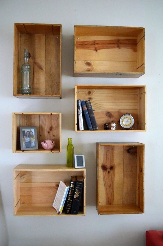 Wine Box Decor Captivating Wine Crates And Boxes 8 Most Popular Wine Crate Diy Ideas Design Inspiration