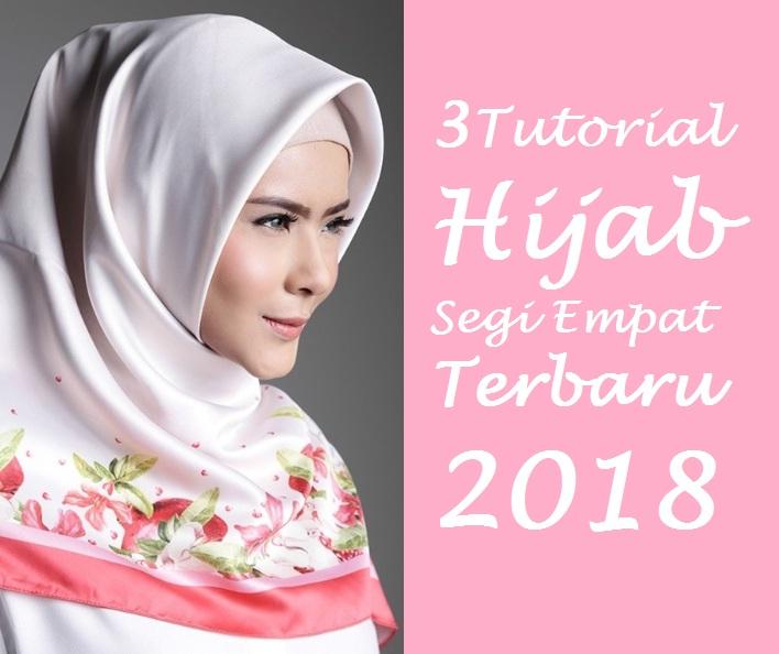 Bunda Sugi 3 Tutorial Hijab Segi Empat Terbaru 2018