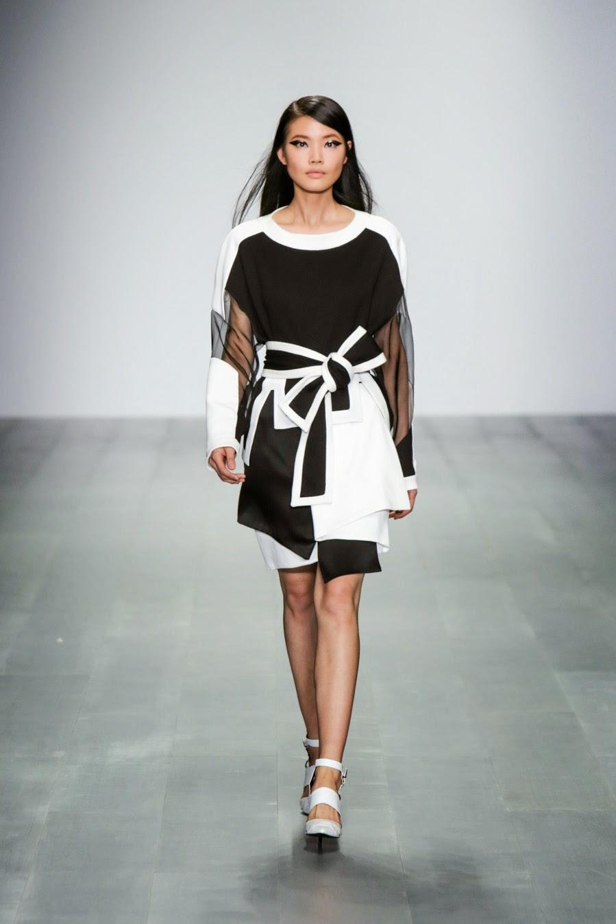 Jean-pierre braganza ss15  london fashion week