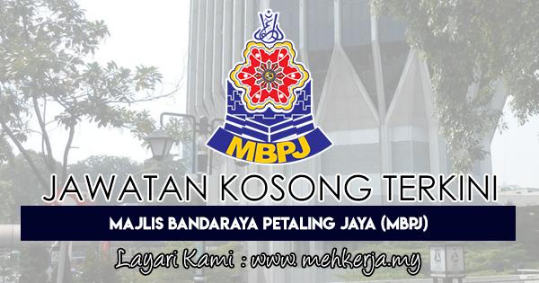 Jawatan Kosong Terkini 2018 di Majlis Bandaraya Petaling Jaya (MBPJ)