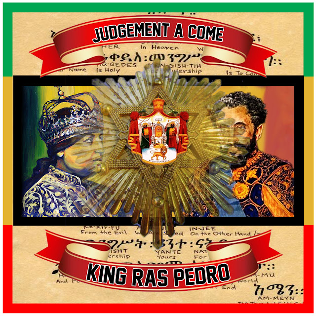 KING RAS PEDRO - Judgemente A Come (2013, Single)