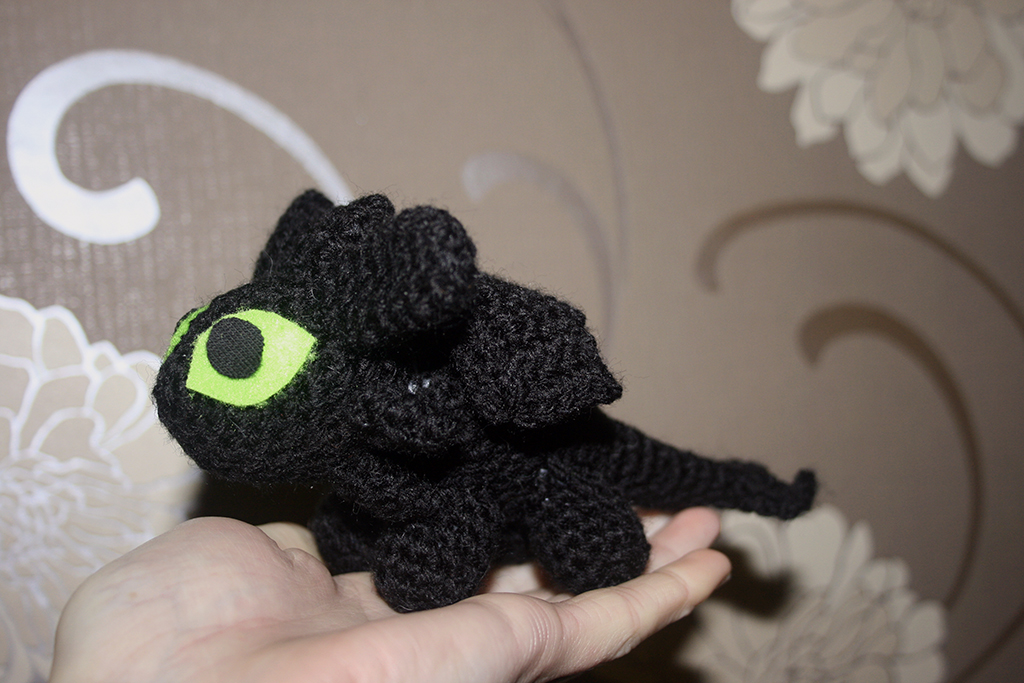 Ravelry: Small crochet dragon amigurumi, mini Drache pattern by ... | 683x1024