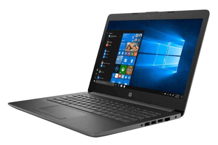 HP 14-CK0132TU, Laptop Tipis Murah dengan Layar Micro Edge