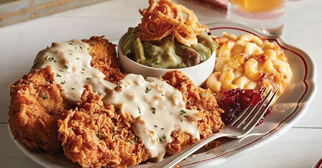 Cracker Barrel Cooks Up New Country Fried Turkey For 2018 Holiday