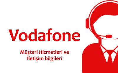Vodafone 444 Ve 0850 Li Musteri Hizmetleri Cagri Merkezi