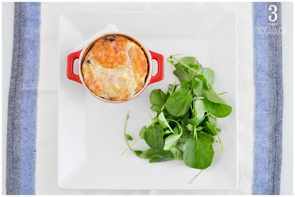 receita omelete forno