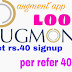 Augmont app se silver and gold  kaise kamaye refer earn in hindi