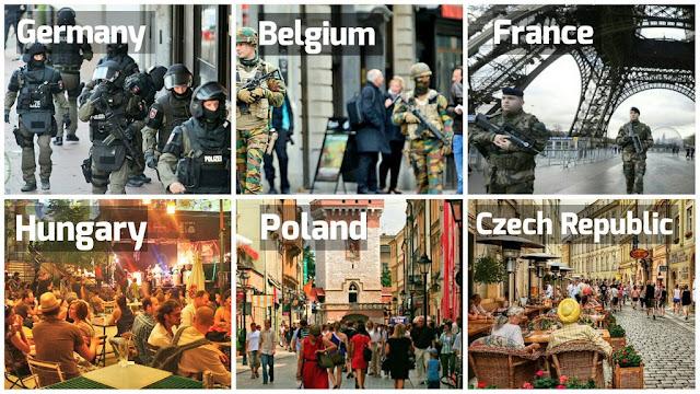 ¿Europa de rodillas ante el islam?. - Charkleons.com