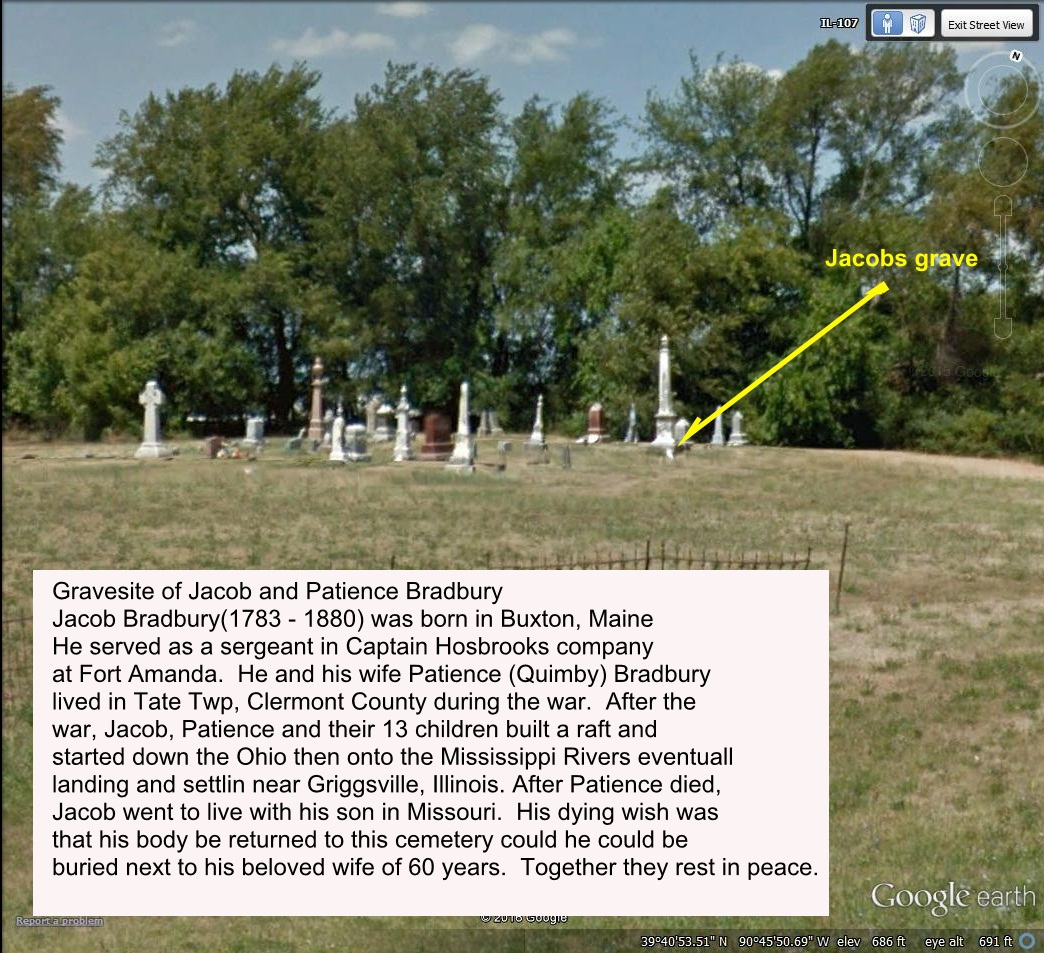 Illinois pike county griggsville - Both Are Buried In The Simpkin Brown Cemetery Griggsville Pike County Illinois Gps N39 40 52 84 W90 45 49 51