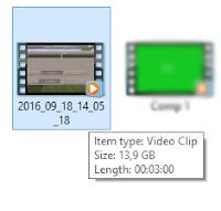 Ukuran Video Terlalu Besar