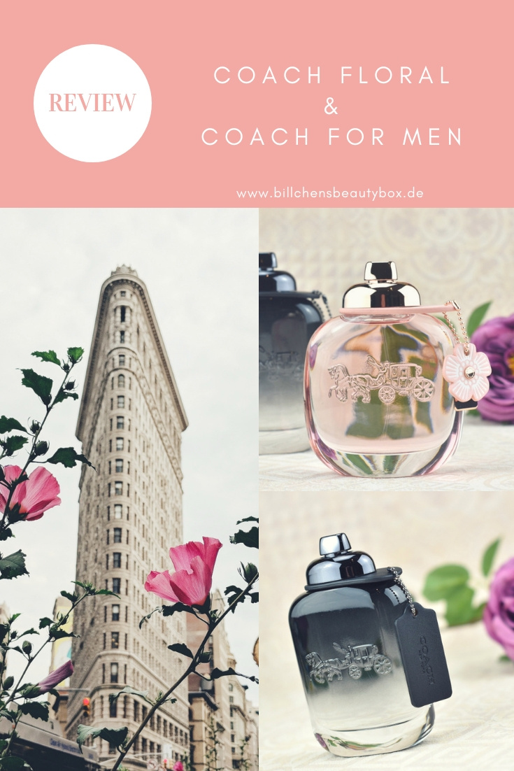 Review COACH Floral und COACH for Men Eau de Parfum