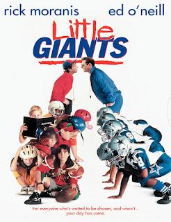 Ver Little Giants (Pequeños gigantes) (1994) Gratis Online