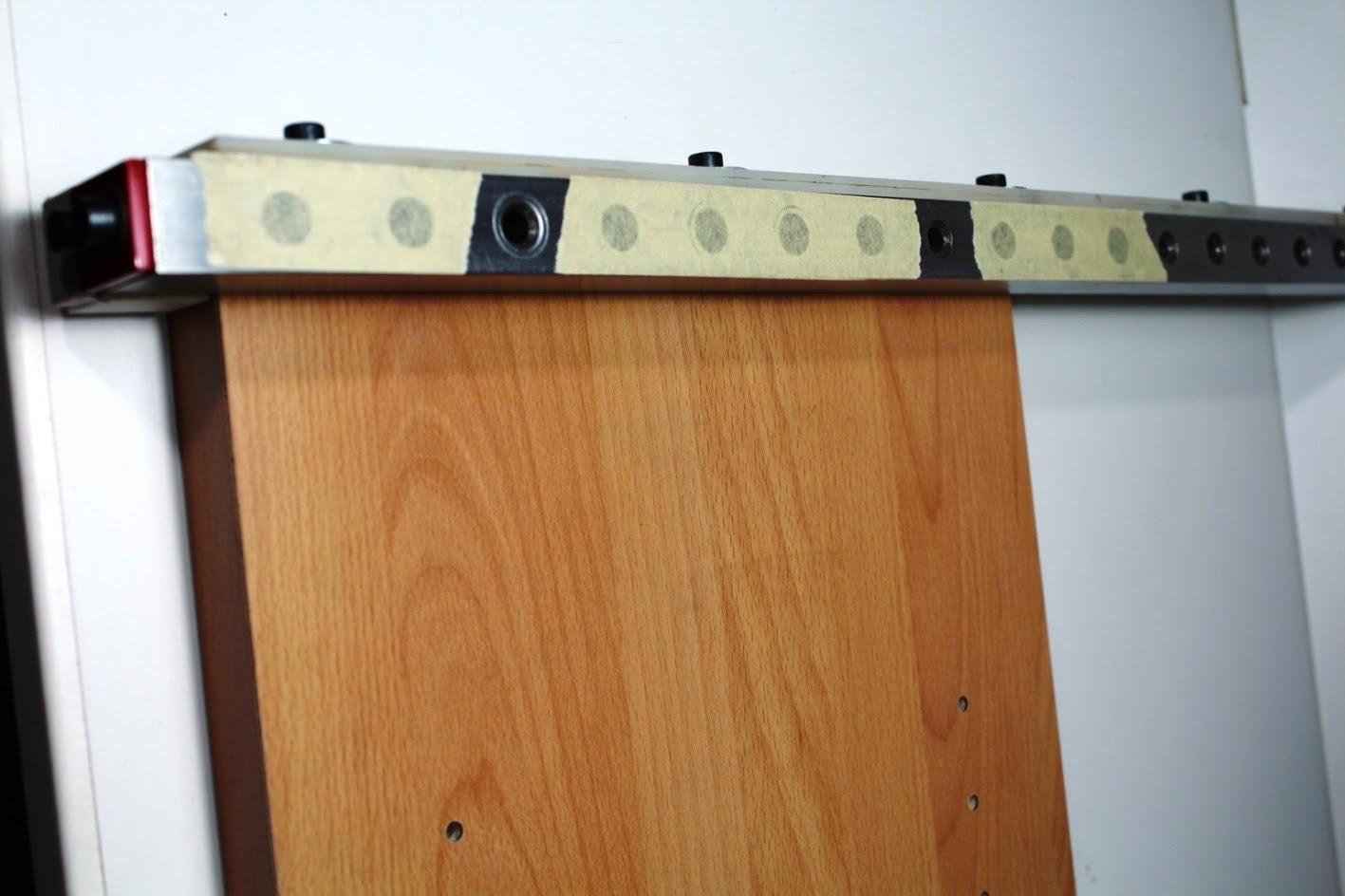 Costruiamo i mobili la dima per la spinatura seconda parte for Dima per spine legno fai da te