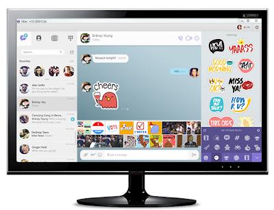 تحميل برنامج فايبر مجانا Viber