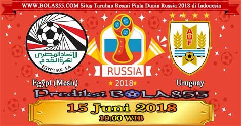 Prediksi Bola855 Egypt vs Uruguay 15 Juni 2018