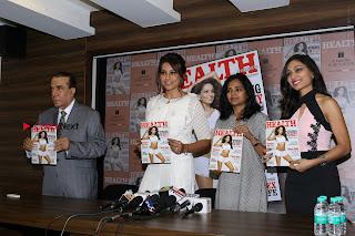 Bollywood Actress Bipasha Basu Unviels Health Nutrition Success Issue Pos  0026.JPG
