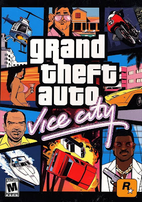 Cover Of Grand Theft Auto Gta Vice City Full Pc Game Free Download At worldfree4u.com