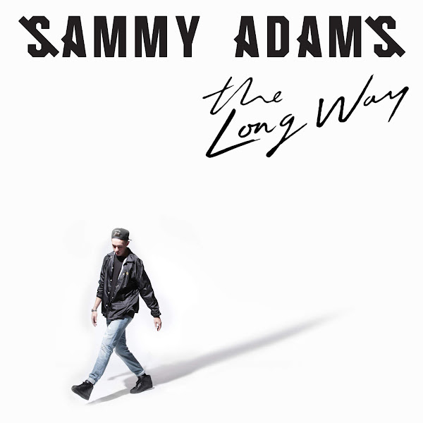 Sammy Adams - The Long Way Cover