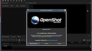 Rilasciato OpenShot 2.4.3: arrivano le maschere animate