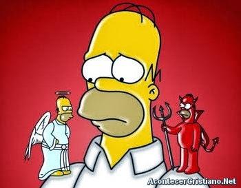 Los Simpson se burlan del cristianismo