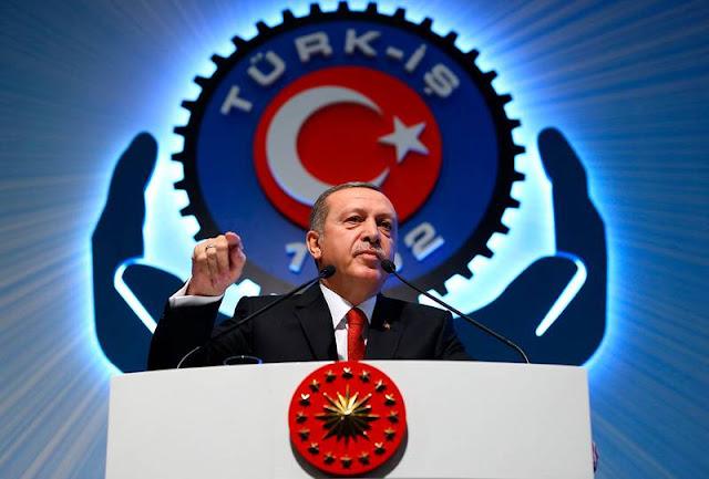 Erdogna acusa a los armenios del genocidio