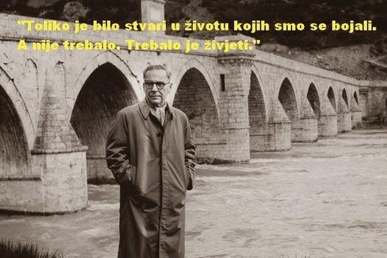 Klik Ba Ivo Andric Misli I Citati Velikog Knjizevnika Koje Treba